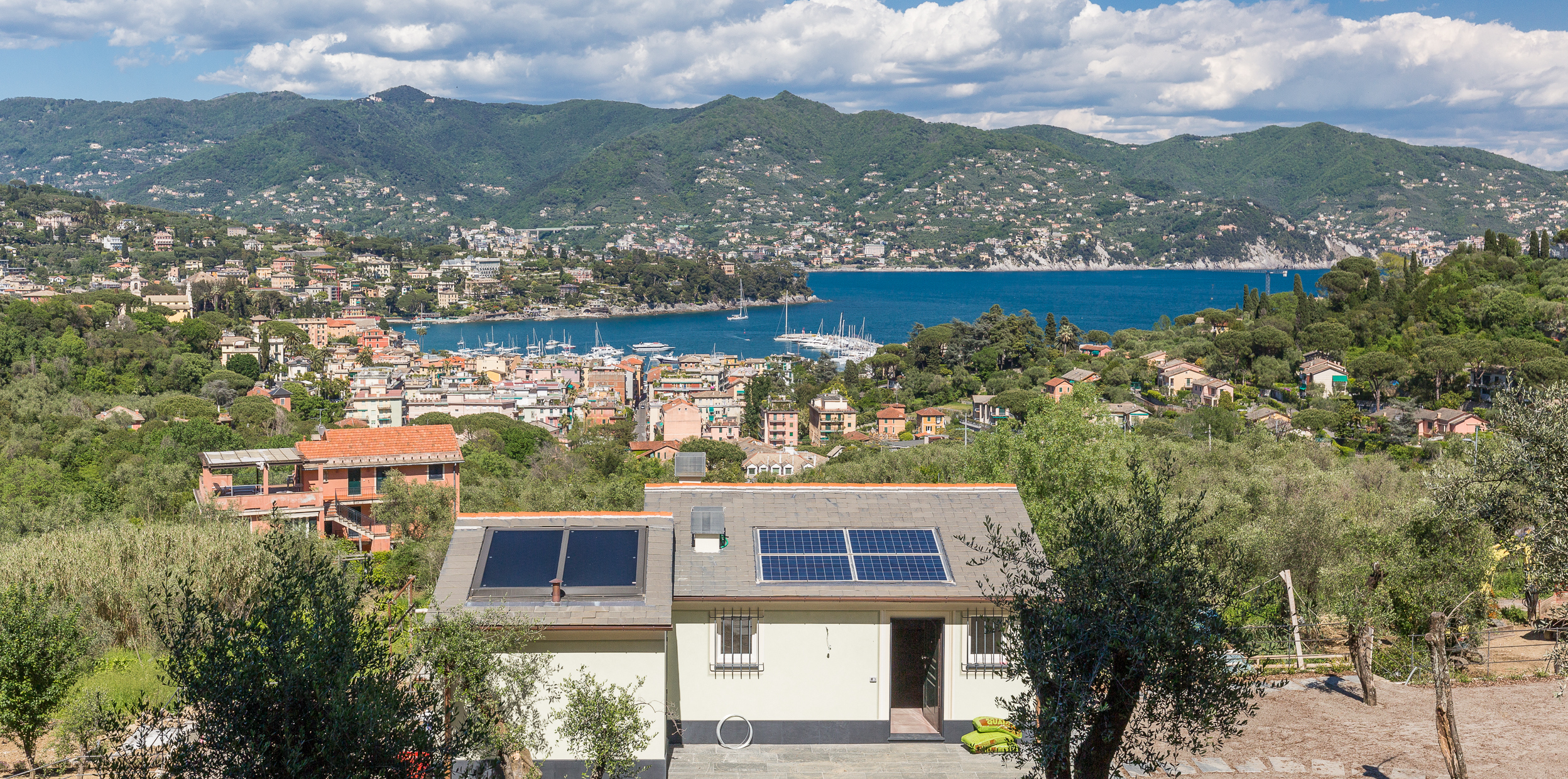 Villa indipendente Santa Margherita Ligure