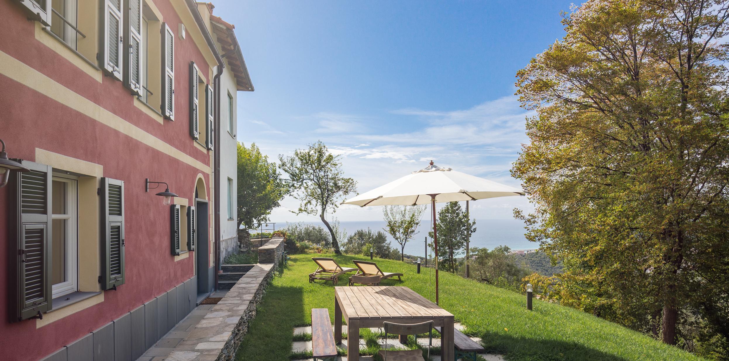 Villa Lavagna Santa Giulia