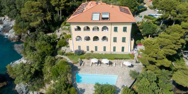 Villa Lubbock Tellaro