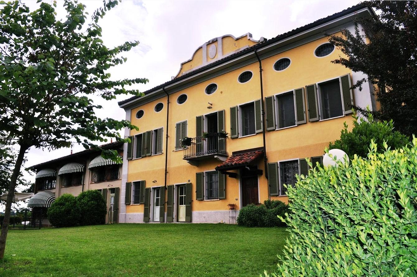 Tenuta d'epoca nel Monferrato
