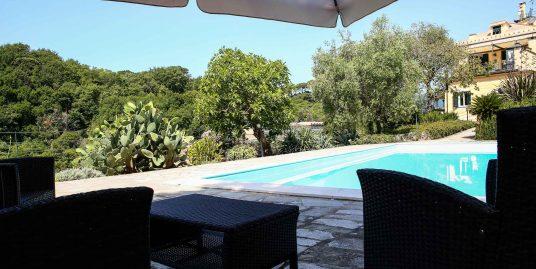 Casa con Terrazzo sul golfo di Camogli
