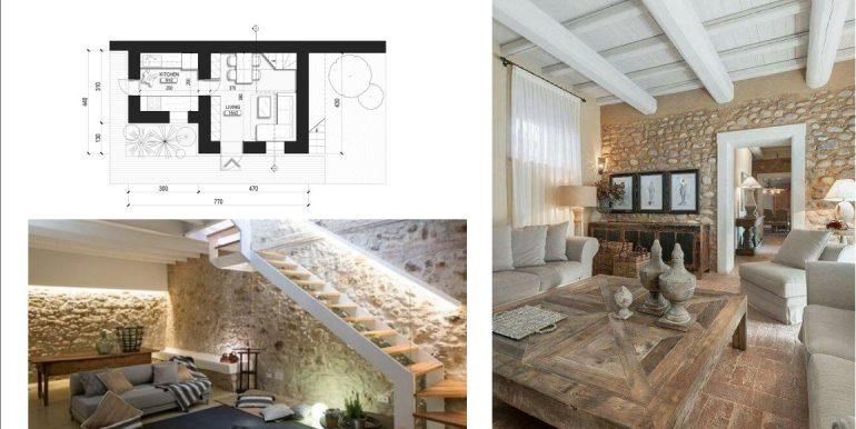 rendering living + scala