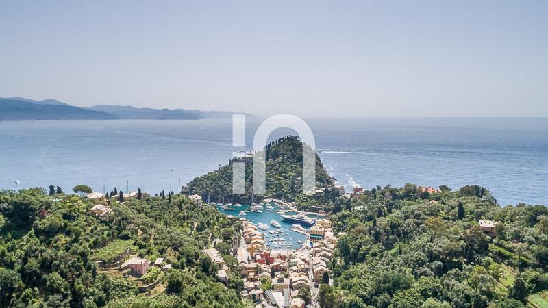 Villa Peonia, Portofino