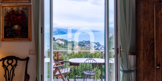 Appartamento in villa vista mare, Santa Margherita Ligure