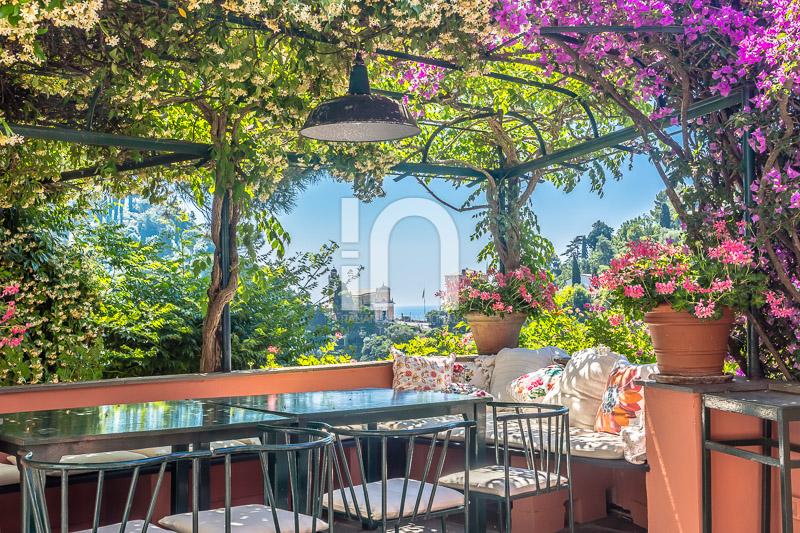 Villa a Portofino