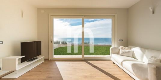 Arenzano villa new build