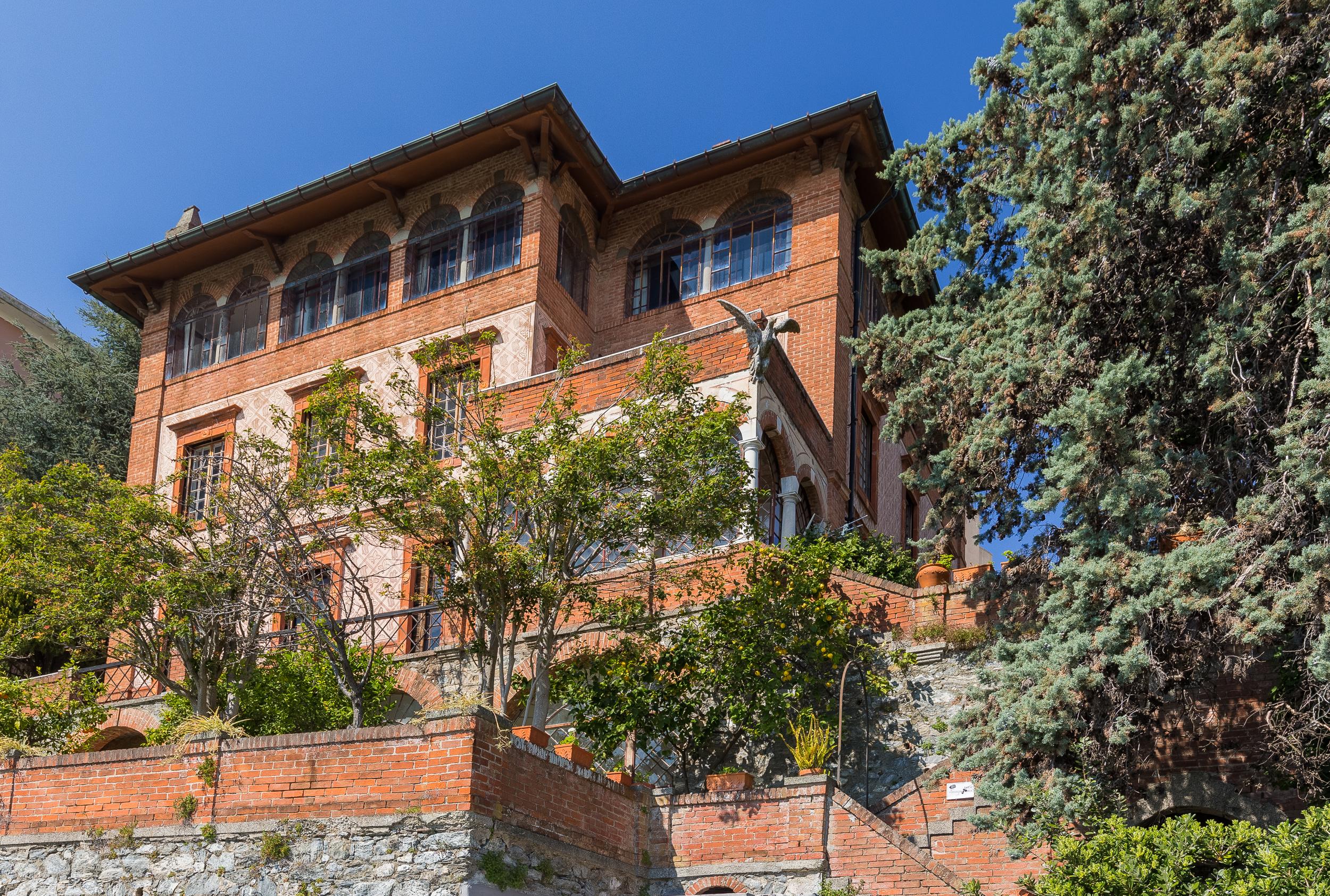Genoa Pegli villa