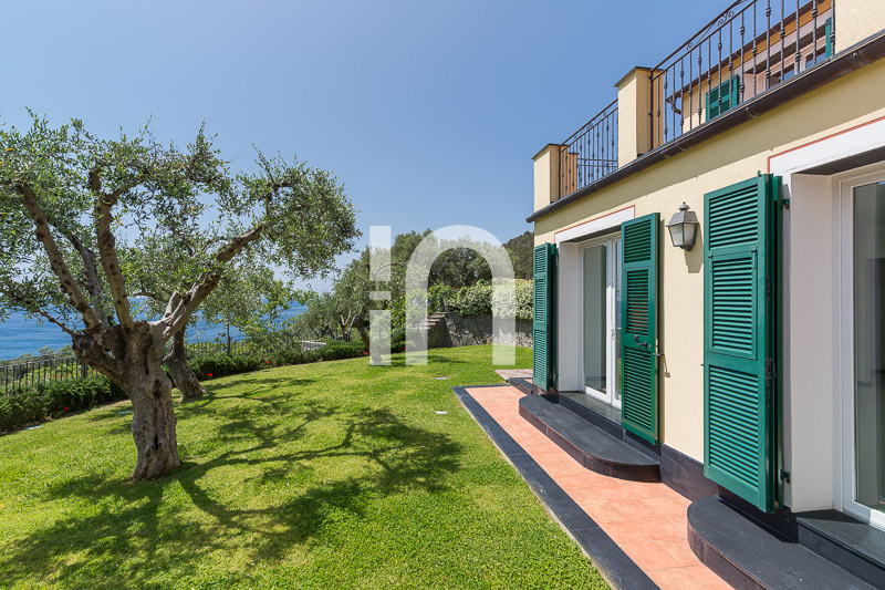 Seaview apt in Bonassola