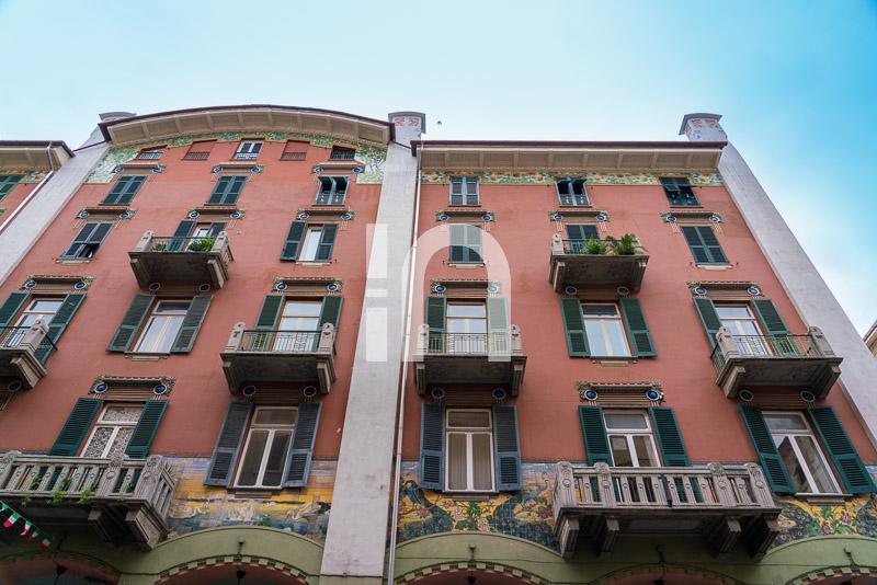 Appartamento nel Palazzo dei Pavoni a Savona