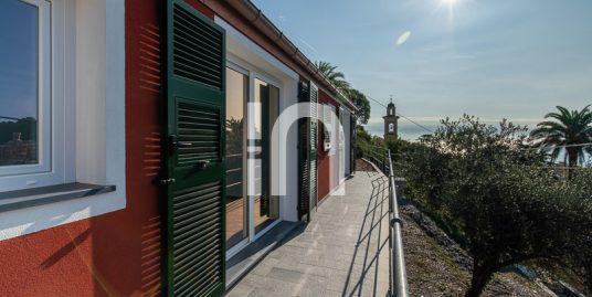Villetta sul mare ad Arenzano