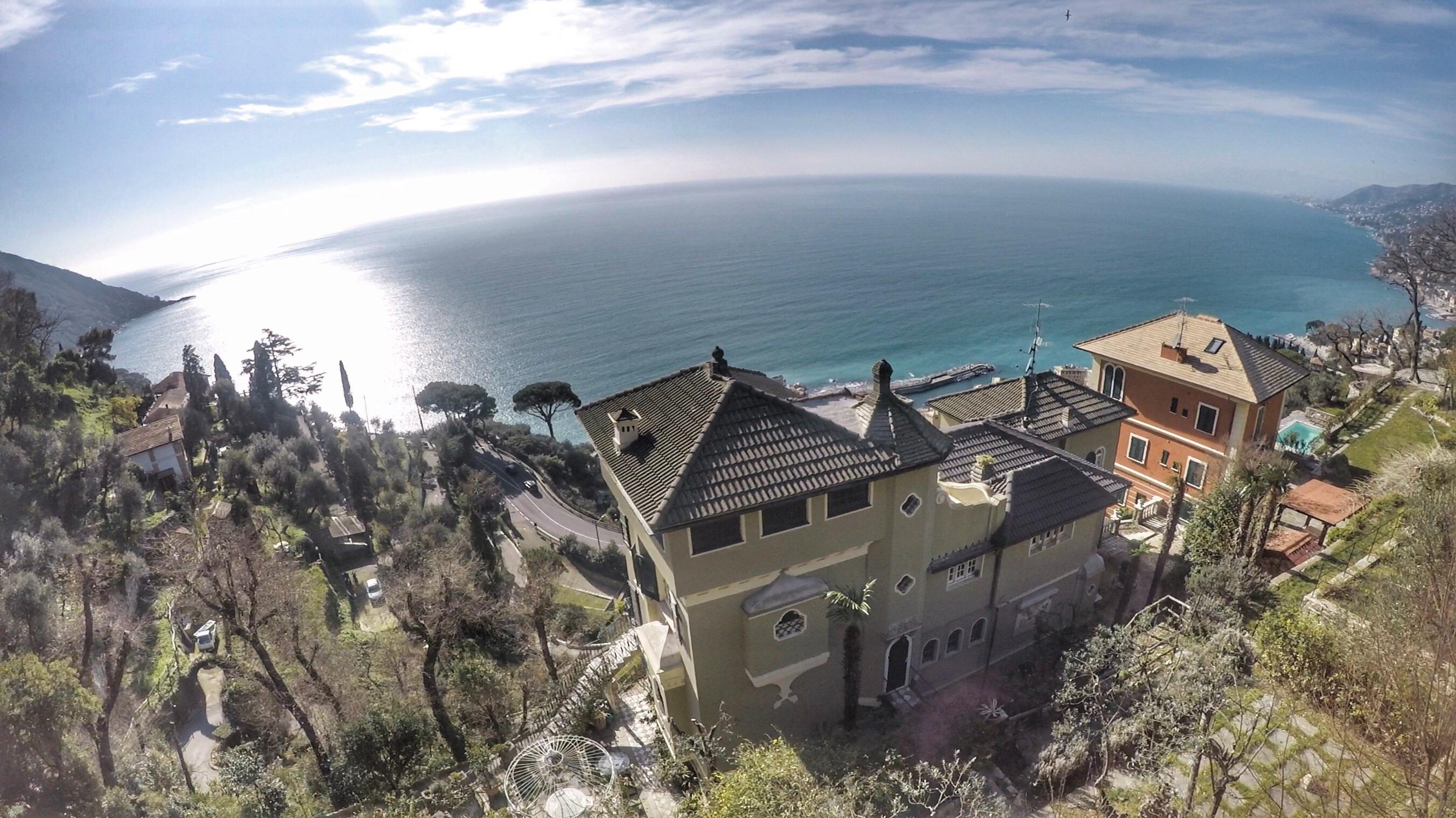 Villa Dragone, Camogli